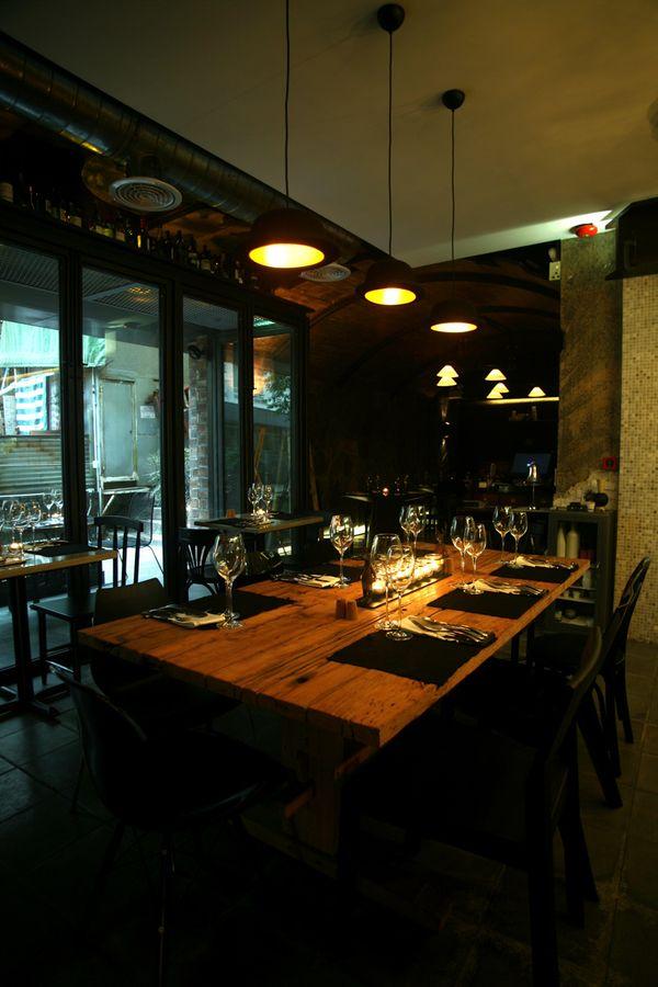 lifestyle food basement restaurant by homeless on gough