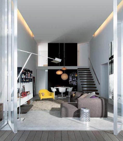 "Kitchen Design Hong Kong: Poliform And Varenna Do ""low"" Budget"