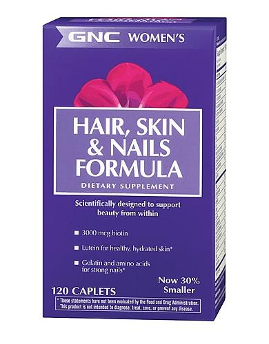 GNC%20Womens%20Hair,%20Skin%20&%20Nails%20Formula